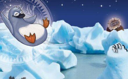 Atchoum au pays des glaces